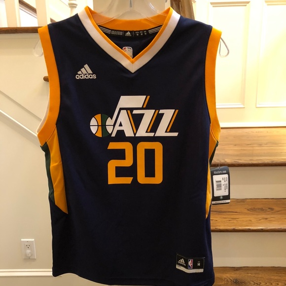 reputable site 00b9d ef5b3 Gordon Hayward Utah Jazz Jersey New With Tags NWT